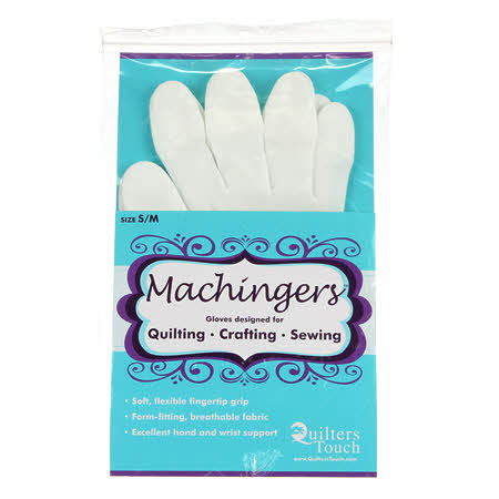 Machingers Quilting Glove Small / Medium