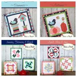 Pattern Series: Block of Month Example Products