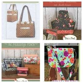 Bags, Purses, Totes & Electronic Covers Example Products