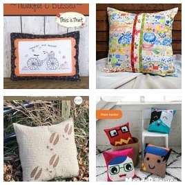 Home Decor - Includes Pillows Example Products
