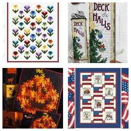 Quilting - Holiday/Seasonal Example Products