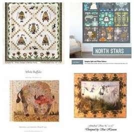 Quilting - Nature/Outdoors Example Products