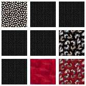 Fabric Collection 57734