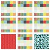 Fabric Collection 57878