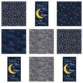 Fabric Collection 58122