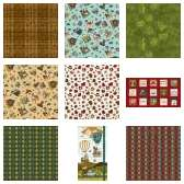 Fabric Collection 58993