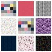 Fabric Collection 59567